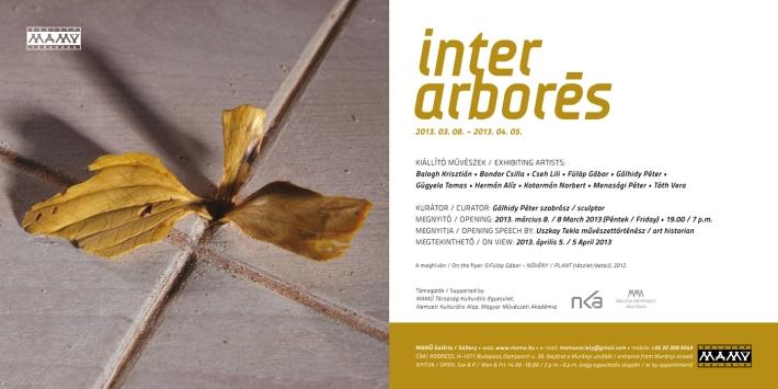 MAMU---INTER-ARBORES