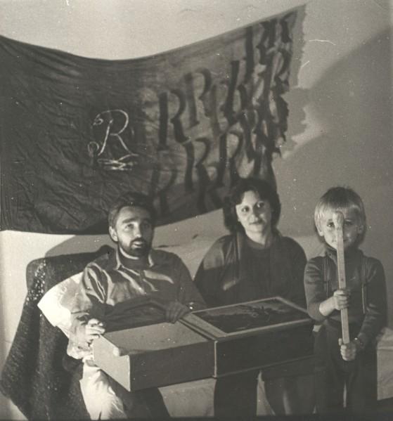 Családi gyufa akció / Family Match Action, 1982