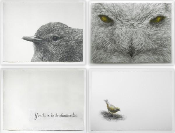 Állást kell foglalnod I-IV / You must take a stance I-IV, rajzok / drawings, 2010 – 2012