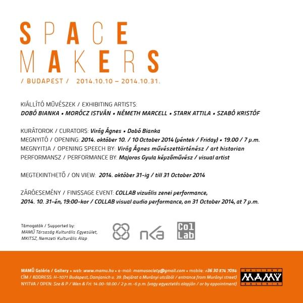 MAMU-meghivo-Space-makers2014Bok