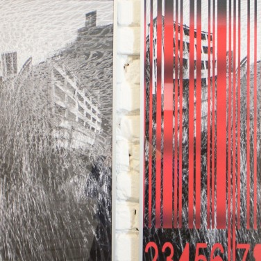 Bodor Anikó: ON, OFF print, dibond 100x70 cm